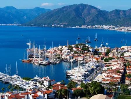 Marmaris Real Estate Construction Office.